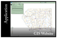 Pottawatomie County Community GIS website