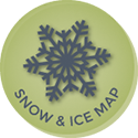 Snow Ice Map