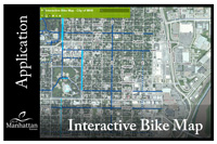Interactive Bike Map