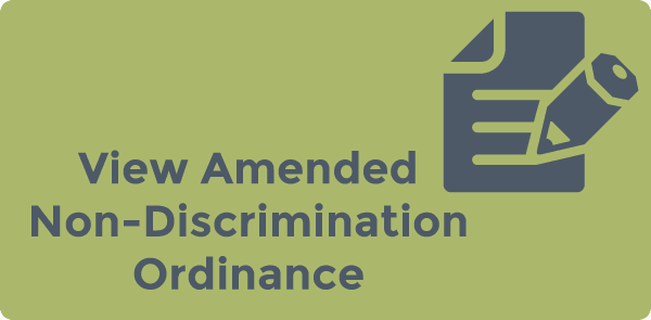 View Amended Non-Discrimination Ordinance