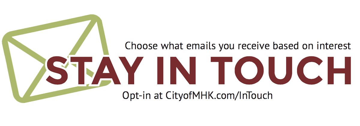 Opt-in to stay in touch