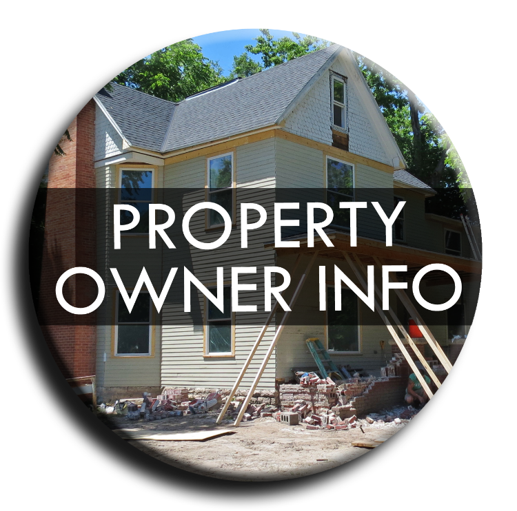 Property Owner Info