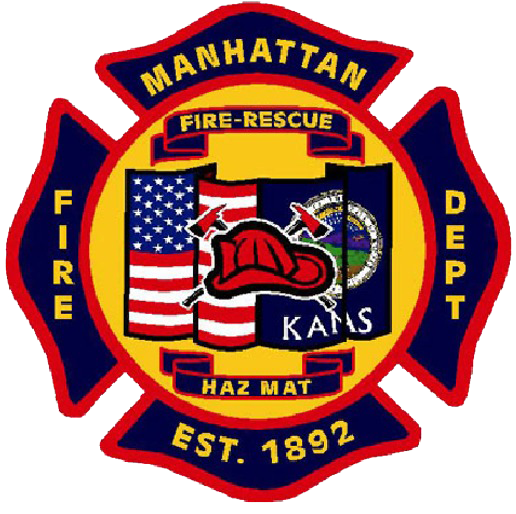 Manhattan Fire Department logo