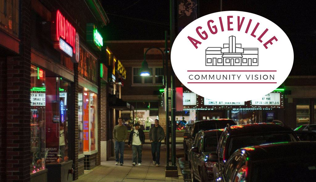 Aggieville Open House Graphic