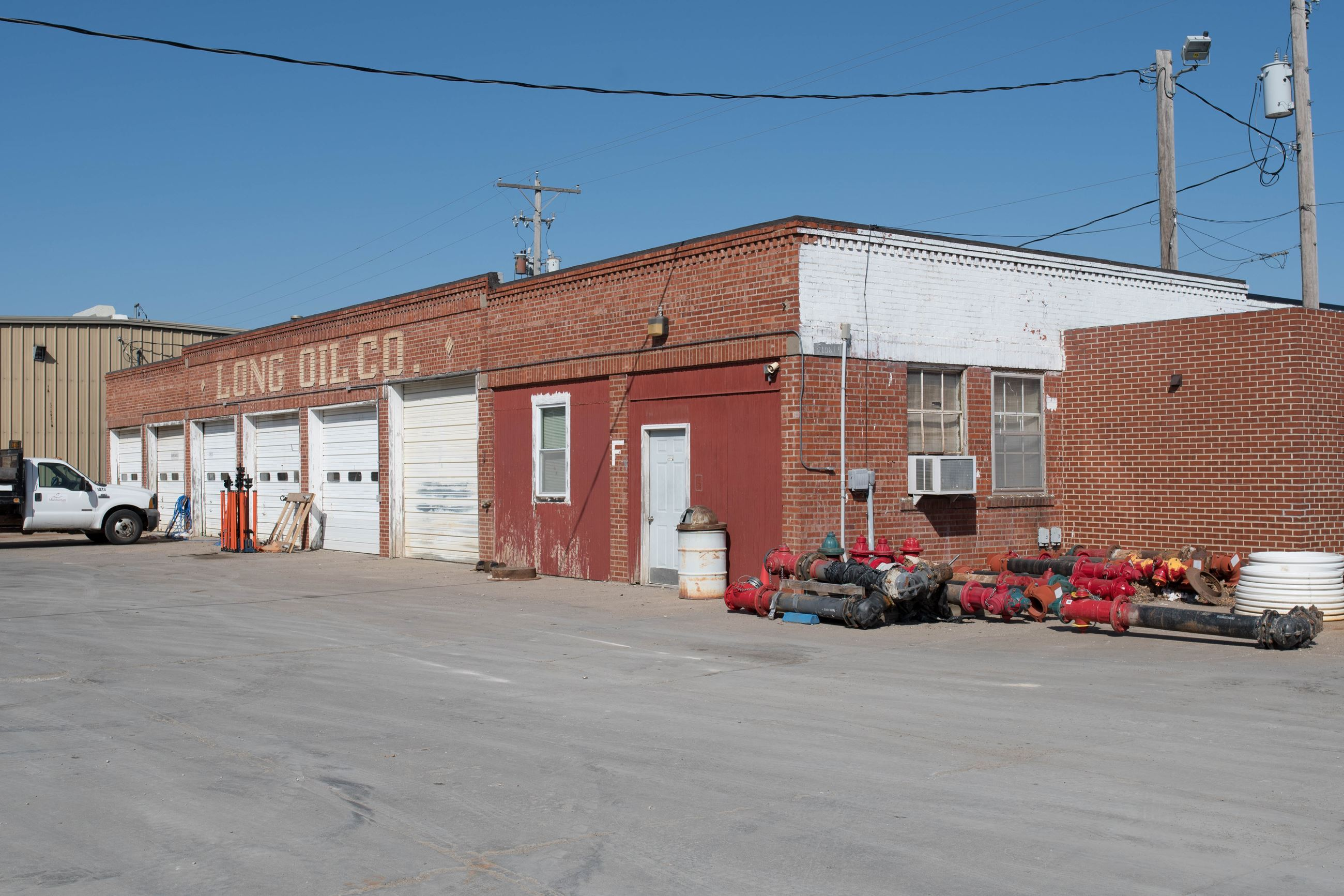 photo of Fleet Operations building