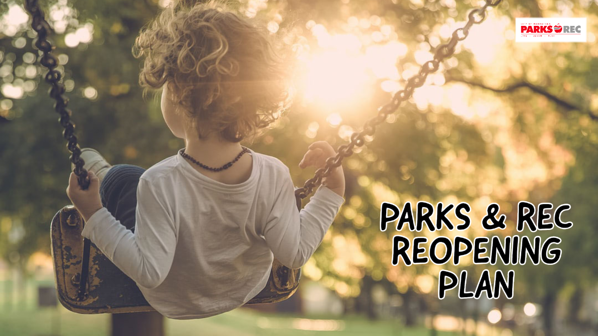 parks reopening