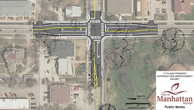 11th and Fremont intersection improvements