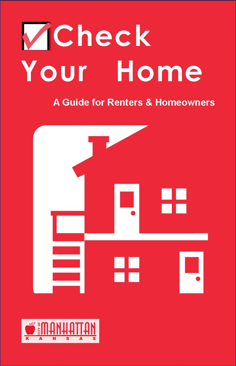 Check Your Home booklet